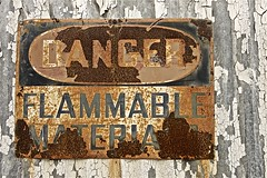 Evolving Sign (sswj) Tags: sign signage weatheredsign worldwariiera tiburonnavalnetdepot marincounty evolving northerncalifornia availablelight naturallight existinglight composition scottjohnson nikon d600 nikkor28300mm dslr fullframe abstractreality architecturaldetail