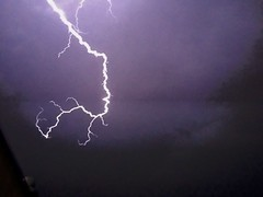 [ ¡estoy loco! ] (ǝlɐǝq ˙M ʍǝɥʇʇɐW) Tags: thethrillofthestorm milliseconds amperes runawaybreakdown relativisticelectrons cosmicrays texasthunderstorm lightningbolt electrostaticdischarge danger peligro stormchasers thunderstorm lightning