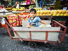 Khlong Toei Market Bangkok -3251816 (Neil.Simmons) Tags: bangkok thailand asia seasia streetphotography candid uwa ultra wide angle laowa 75mm f2 ultrawide khlong toei market boy trolley