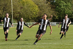 104 (Dale James Photo's) Tags: marlow united football club old bradwell fc berks bucks fa senior trophy county cup final association northcourt road abingdon bbfacountycups non league