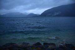Wolfgangsee (*Vasek*) Tags: austria österreich europe nikon lake rain dusk