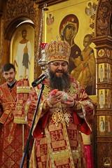 167. Божественная литургия в Успенском соборе 01.05.2019