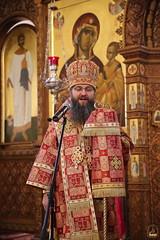 164. Божественная литургия в Успенском соборе 01.05.2019