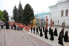 145. Божественная литургия в Успенском соборе 01.05.2019