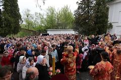 143. Божественная литургия в Успенском соборе 01.05.2019