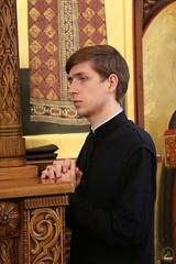 084. Божественная литургия в Успенском соборе 01.05.2019