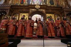 080. Божественная литургия в Успенском соборе 01.05.2019