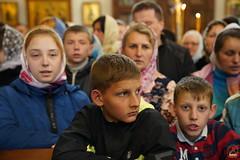 047. Божественная литургия в Успенском соборе 01.05.2019