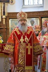 045. Божественная литургия в Успенском соборе 01.05.2019