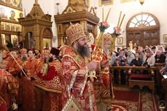 041. Божественная литургия в Успенском соборе 01.05.2019
