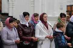013. Божественная литургия в Успенском соборе 01.05.2019
