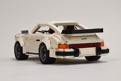 Porsche 911 Turbo update (3) (Dornbi) Tags: lego porsche 911 930 turbo 115