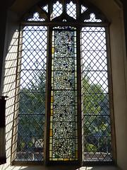 Fragments of Medieval Glass, Walberswick (Aidan McRae Thomson) Tags: walberswick church suffolk medieval stainedglass window fragments