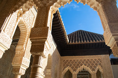 Alhambra de Granada 03 (dorieo21) Tags: alhambra granada arquitectura arquitecture architecture arch arco