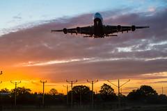 ba_380_lhr (Lensescape) Tags: britishairways lhr 2019 london sunrise a380 380
