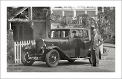 Vehicle Collection (5656) - Lea-Francis (Steve Given) Tags: familycar motorvehicle automobile