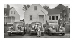 Vehicle Collection (5593) - Packard and Chevrolet and Packard (Steve Given) Tags: familycar motorvehicle automobile