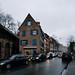 Medieval old city. Nuremberg, Germany