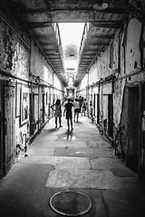 Eastern State Penitentiary (Thomas Hawk) Tags: america easternstatepenitentiary pennsylvania philadelphia philly usa unitedstates unitedstatesofamerica abandoned bw jail penitentiary prison fav10 fav25