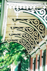 French Quarter Scrolls