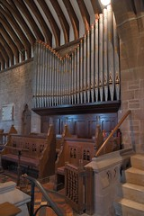181-20180714_Weston under Penyard Church-Herefordshire-Chancel, S side-the Organ (Nick Kaye) Tags: westonunderpenyard herefordshire england church