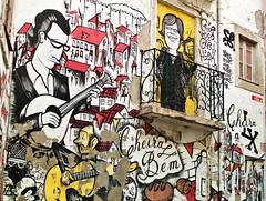 Street Art (2012) (pedrosimoes7) Tags: street streetpassionaward streetimages streetlife streetshot streetart streetlight mouraria lisbon portugal