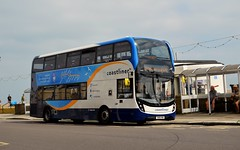 10948 SN18KNM (PD3.) Tags: 10948 sn18knm sn18 knm worthing west sussex england uk bus buses psv pcv stagecoach south downs adl enviro 400 mmc coastliner 700