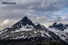 Camino a Ushuaia 9 (© hacfoto) Tags: nieve hielo nubes cielo montaña