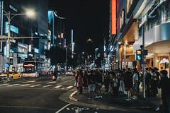 _MG_5274 (waychen_c) Tags: taiwan tw taipei taipeicity zhongshandistrict zhongshan nanxi night nightscape cityscape urban road people 台灣 台北 台北市 中山 中山區 南西 南西誠品 誠品書店 誠品 南京西路
