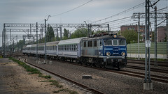 EU07-015 (Rafał Jędrasiak) Tags: a6500 sony emount train pociąg eu07015 pkp intercity
