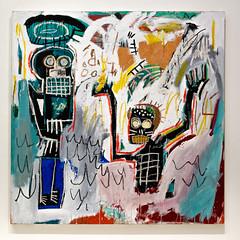 Paris, France v.74 (lumierefl) Tags: paris îledefrance france europe europeanunion eu art artist painting haitian puertorican andywarhol neoexpressionist 21stcentury