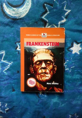 First sci-fi book ever written!