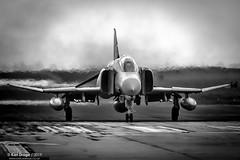 37+48 - McDonnell Douglas F-4F Phantom II - JG71, Luftwaffe (KarlADrage) Tags: 3748 mcdonnelldouglasf4fphantomii f4 phantom jg71 richthofen germanairforce luftwaffe egqs raflossiemouth neptunewarrior toom