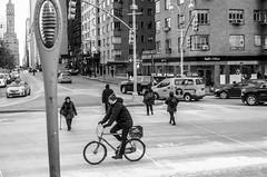 Symmetry... (Capitancapitan) Tags: neury luciano urim y tumim pentax black white manhattan central park columbus circle el mundo gira merengue pop rock life people walking nyc new york city taxi iphone apple winter spring subway