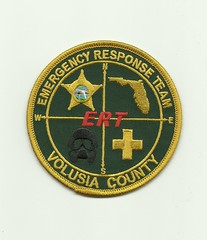 Volusia_County_FL_ERT (MikeLoCastro'sPatches) Tags: ert florida sheriff