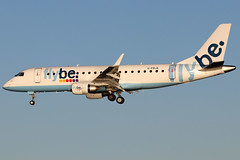 G-FBJA_17 (GH@BHD) Tags: gfbja embraer erj erj175 be bee flybe bhd egac belfastcityairport aircraft aviation airliner regionaljet