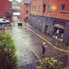(emma_shaw_photography) Tags: northernquarter manchester windowview snow