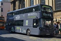 Oxford Bus Company 375 / OX68 ENG (tubemad) Tags: goahead oxford oxfordbuscompany brookes brookesbus wright streetdeck 375 ox68eng u1 unibus