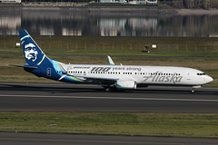 Boeing 100 Years Strong (planephotoman) Tags: boeing 737 739 737890 100yearsstrong n248ak aairlineairlinerpdx aircraftportland international airport pdx kpdx