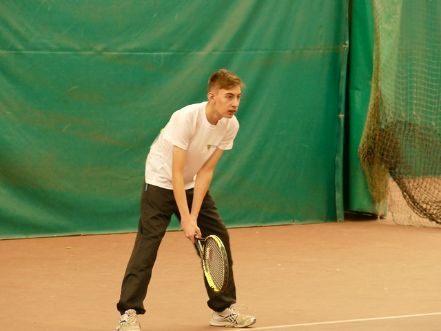 Championnat Régional de Tennis Sport Adapté - Valence (26) - 27 avril 2019