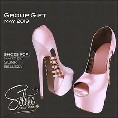 [ Selene Creations ] group gift may 2019 (Selene Morgan) Tags: selenecreations shoes group gift may 2019