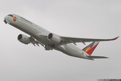 Philippine Airlines Airbus A350-941 cn 303 RP-C3508 (Clément Alloing - CAphotography) Tags: philippine airlines airbus a350941 cn 303 rpc3508
