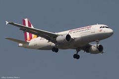 D-AKNV (Baz Aviation Photo's) Tags: daknv airbus a319112 germanwings ewg ew heathrow egll lhr 09l ew2460