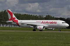 CN-NMO AMS 26.04.2019 (Benjamin Schudel) Tags: cnnmo air arabia marroc airbus a320 ams amsterdam shiphol netherlands