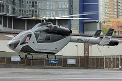 N902Z MD 900 Explorer (kertappa) Tags: img8627 n902z md 900 explorer london heliport battersea eglw