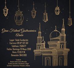 Invitación Almuerzo 19 de Mayo 2019