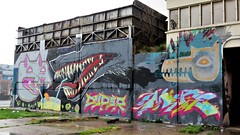 Kathaoir, Avoid, Duper, Time / DOK - 2 mei 2019 (Ferdinand 'Ferre' Feys) Tags: gent ghent gand belgium belgique belgië streetart artdelarue graffitiart graffiti graff urbanart urbanarte arteurbano ferdinandfeys