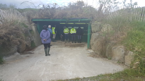 IRWC visit to the Anne Valley Wetlands, April 2019