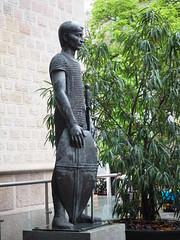 Sant Jordi / Joan Rebull Torroja_P4230020.JPG (tgrauros) Tags: barcelona catalonia catalunya esculturas escultures joanrebulltorroja santjordi sculptures