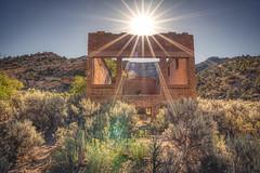 Sego (The Fibro Outdoorsman) Tags: sego ghosttown abandoned building desert architecture sun oldandbeautiful